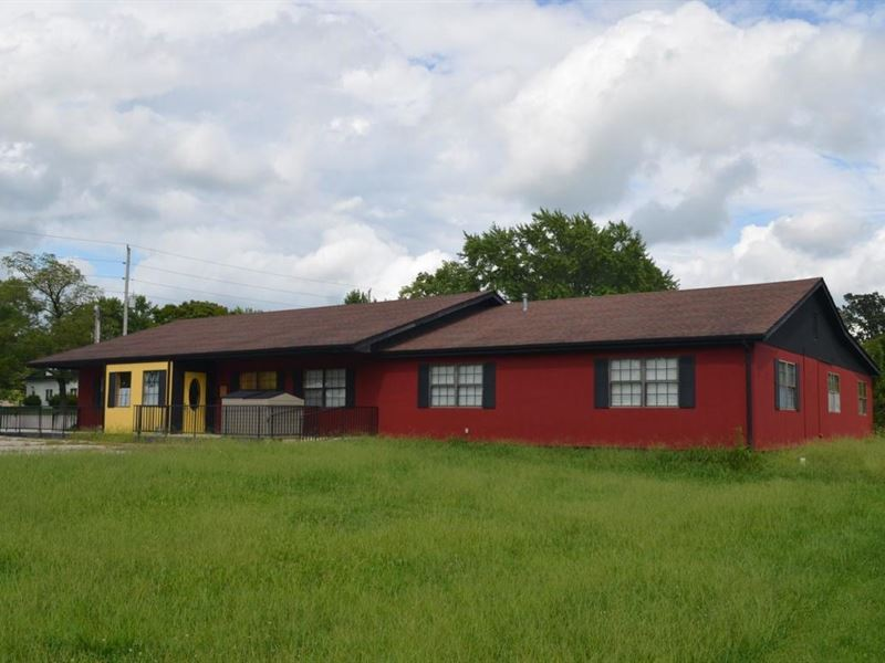 Commercial Property for Sale : Licking : Texas County : Missouri