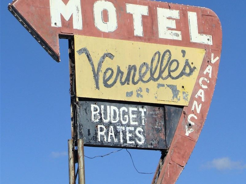 Route 66 Motel And Homes : Newburg : Phelps County : Missouri