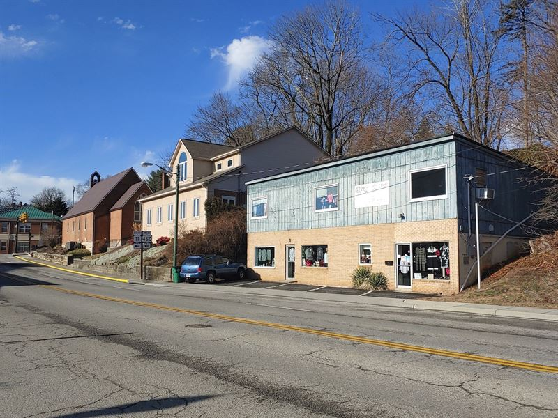 Commercial Property Christiansburg : Christiansburg : Montgomery County : Virginia
