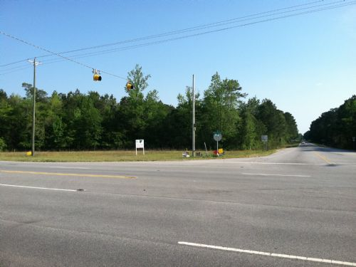 Great Commercial Corner On Hwy. 87 : Tar Heel : Bladen County : North Carolina