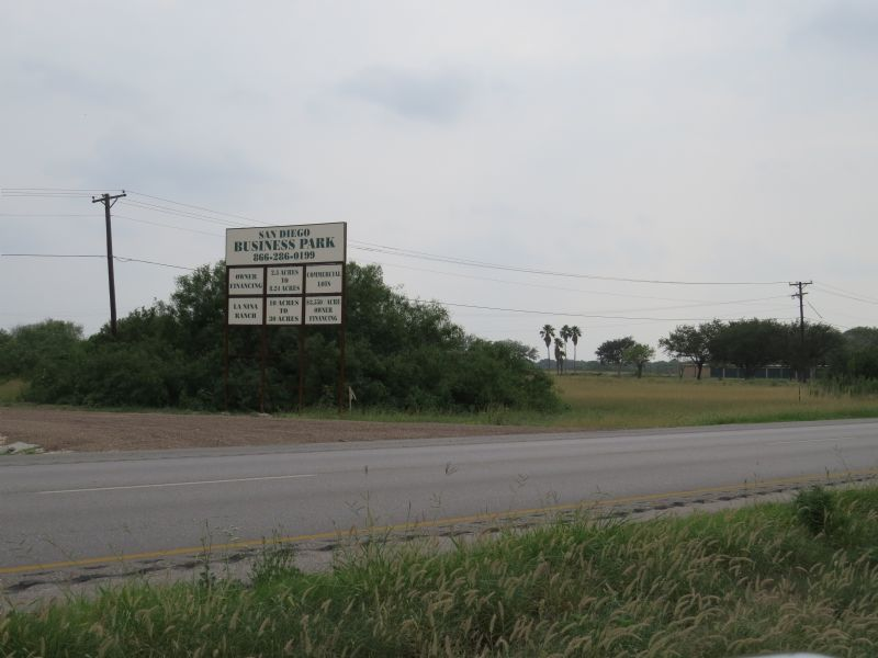 Commercial Lots : San Diego : Jim Wells County : Texas