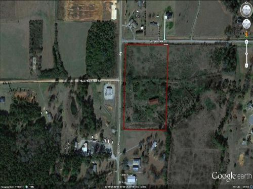 11.49 Acres That Can Be Subdivided : Perry : Houston County : Georgia
