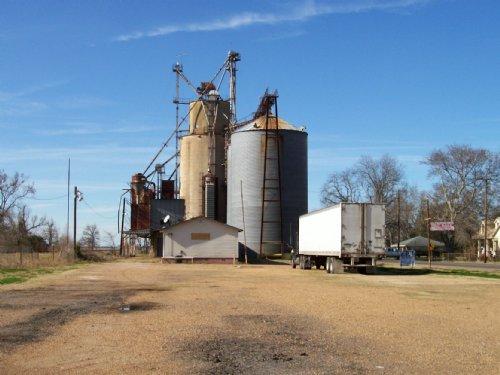 Cheneyville Elevator : Cheneyville : Rapides Parish : Louisiana