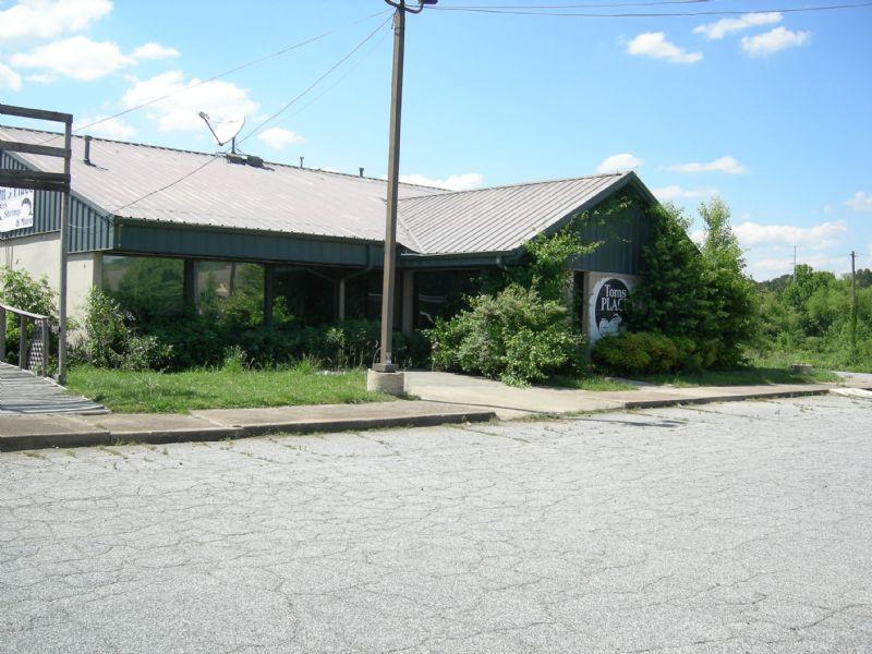 Multi-purpose Commercial Property : Cartersville : Bartow County : Georgia
