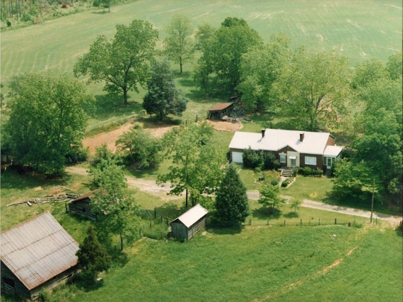 48 Ac. Multi-use Parcel W/ View : Pickens : Pickens County : South Carolina