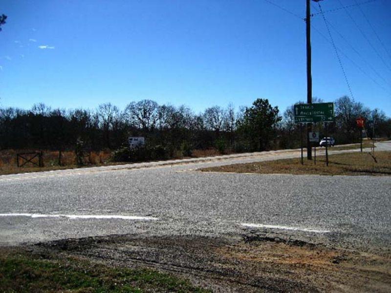5.3 Ac. At I-85 Exit : Fair Play : Oconee County : South Carolina