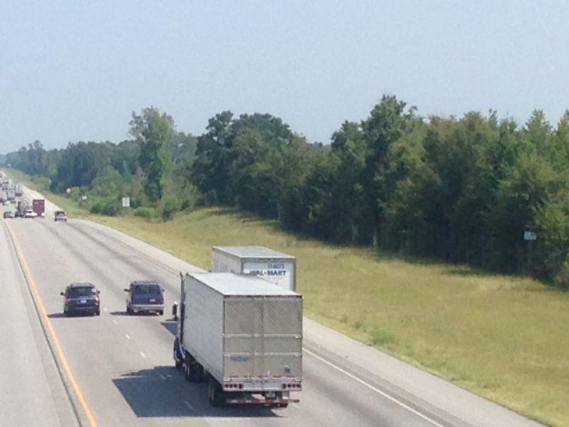 752 Acres On I-95 : Darien : McIntosh County : Georgia