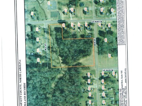 3.2 Acres In Erwin : Erwin : Harnett County : North Carolina