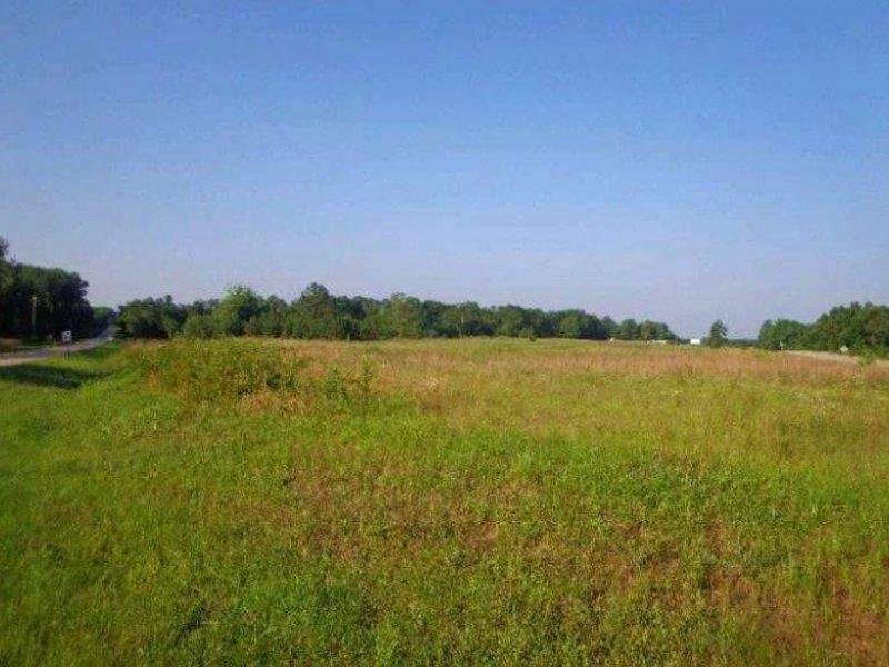 Commercial Acreage : Yatesville : Upson County : Georgia