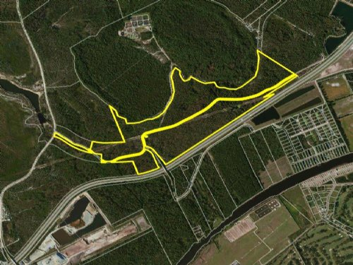 Sandridge- Commercial Tract : North Myrtle Beach : Horry County : South Carolina
