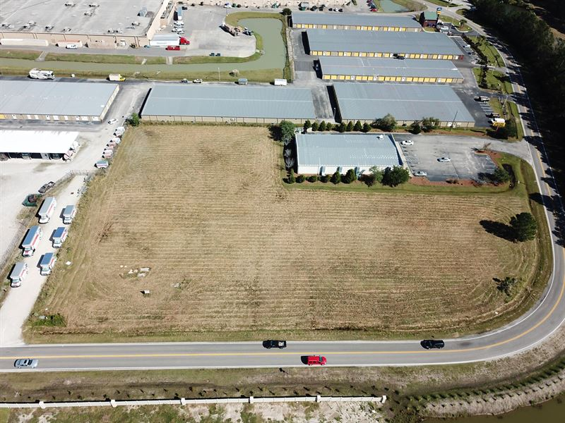 Wal-Mart Tract Parcel C : Surfside Beach : Horry County : South Carolina