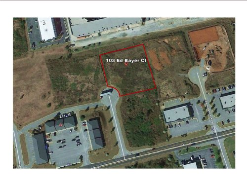 Commercial Lot On Ed Bayer Court : Warner Robins : Houston County : Georgia