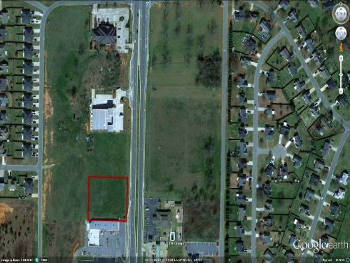 Prime Commercial Lot : Warner Robins : Houston County : Georgia
