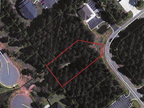 Commercial Lot Wes Park Dr : Perry : Houston County : Georgia