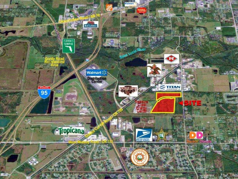 Treasure Coast Business Park : Fort Pierce : Saint Lucie County : Florida