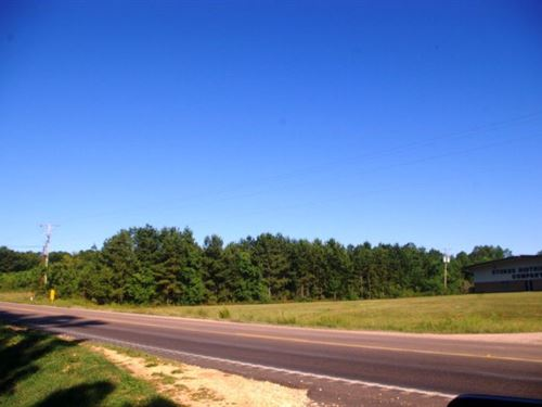 Commercial/Residential Development : McComb : Pike County : Mississippi